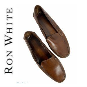 Ron White Brown Loafers